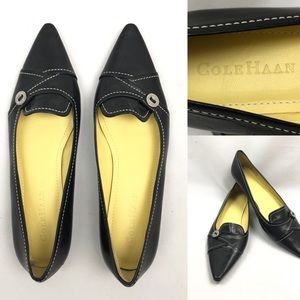 Cole Haan Pointy Toed Loafers